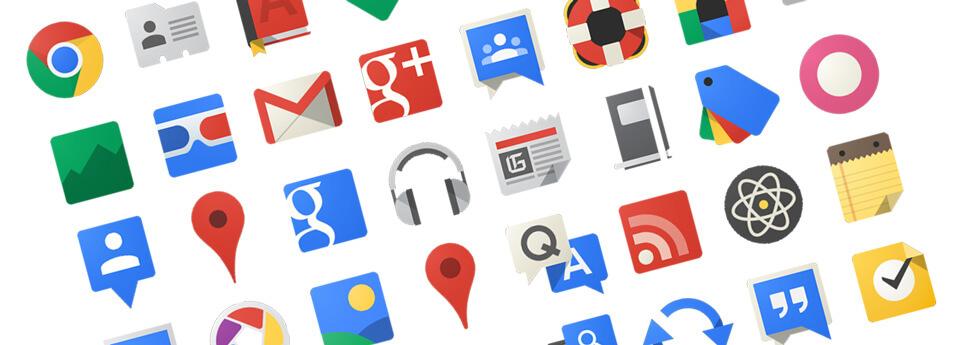Dlaczego zakochałem się w Google Apps