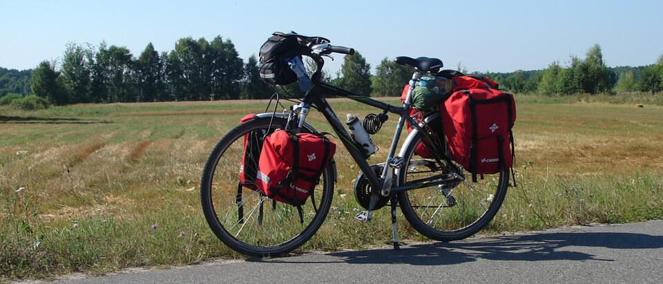 Pomysł na wyprawę rowerową w 2011